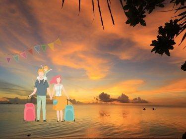 モデルコース for ファミリー「のんびり、赤ちゃんと楽しむ石垣島」